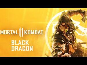 Black Dragon - Soundtrack - Mortal Kombat
