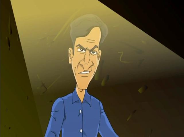 Bob Saget (The Nutshack)