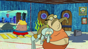 Bubble Bass Stinks Up Squidwar