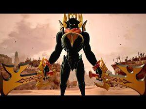 Kingdom Hearts 3 ReMind DLC - Dark Inferno Boss Fight -1 (KH3 DLC 2020)