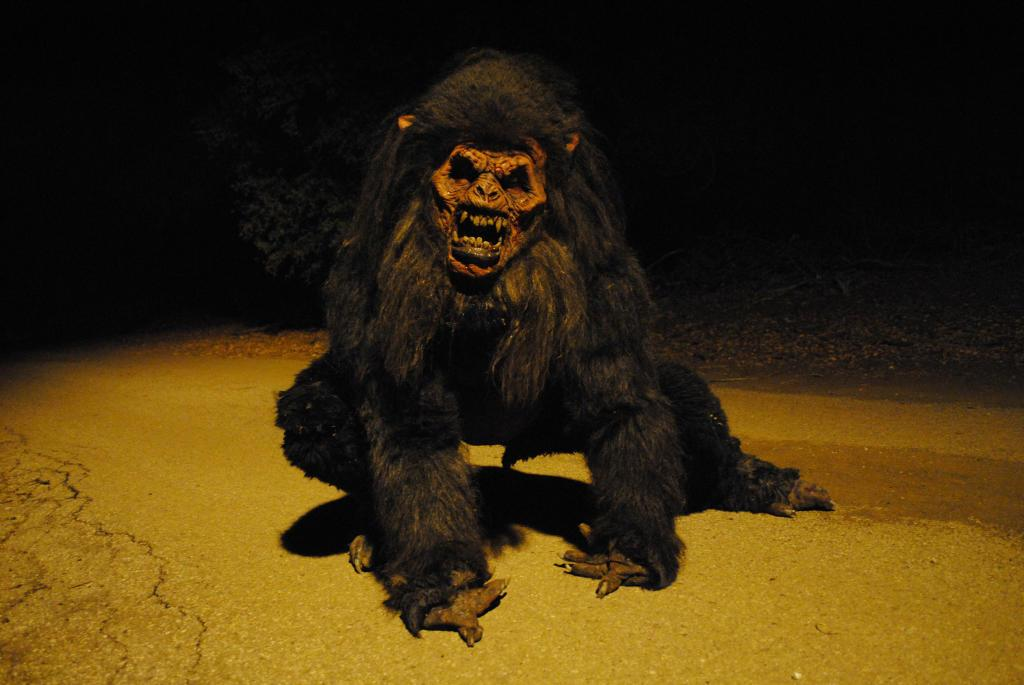 Devil Monkey (Lost Tapes)