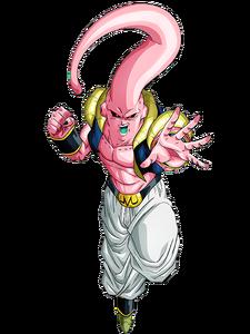 Majin Bu Gotenx Piccolo