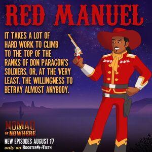 Red Manuel Promotion