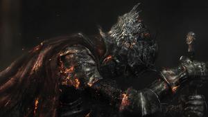 Soul of Cinder Kneel