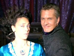 Thantos captures Queen Miranda