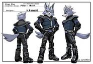 Wolf (Concept Art)