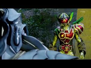 シドの最期 Kamen-Rider Gaim