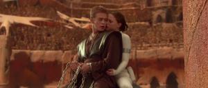 Anakin Padmé kiss
