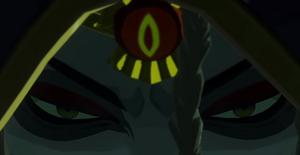 Astor's Evil Stare