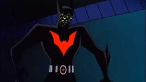 Batman Beyond Terry vs The Batsuit
