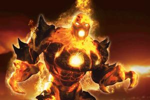 Blaze Render Motral Kombat Armageddon