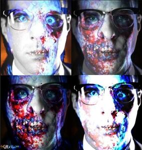 Bloody Faces of Dr. Oliver Thredson