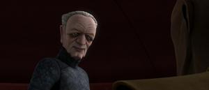 Chancellor Palpatine affirms
