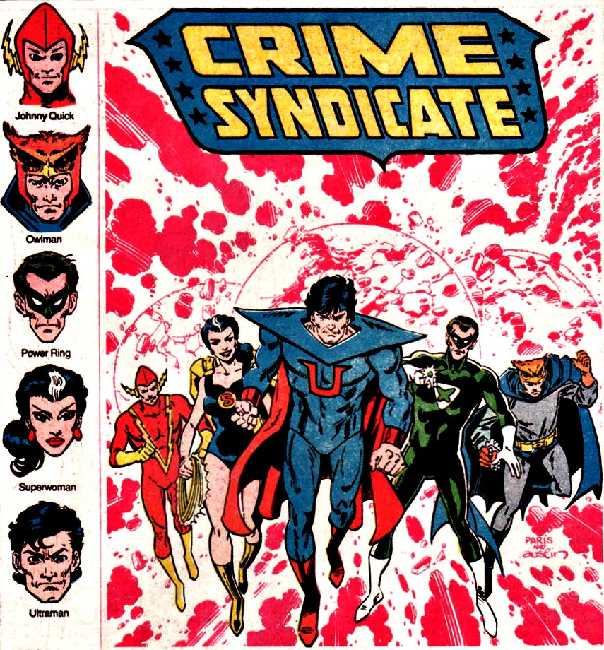 Crime Syndicate of America