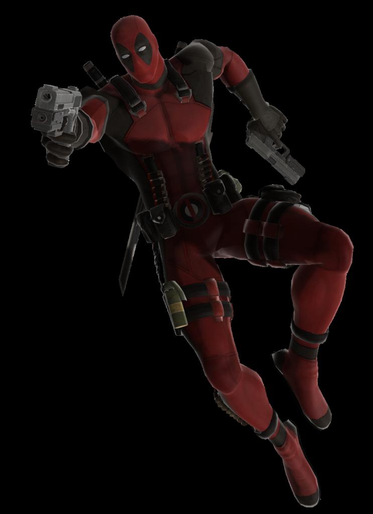 Deadpool (DEATH BATTLE)