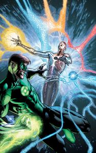 Green Lantern Vol 5 20 Textless