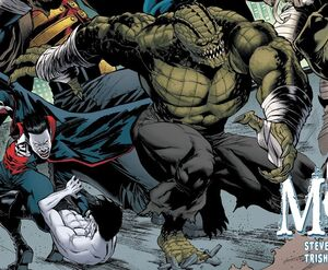 Killer Croc Prime Earth 0042
