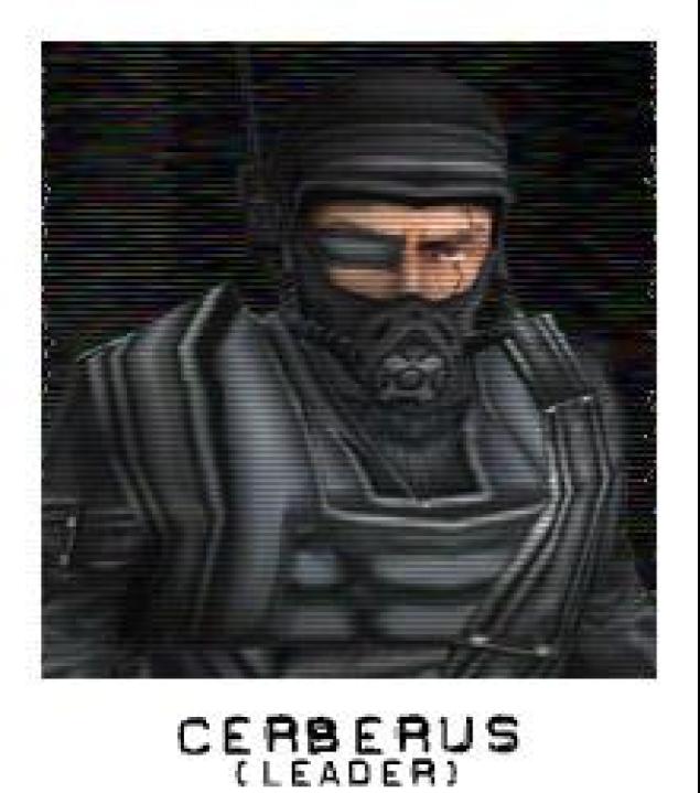 Cerberus Leader
