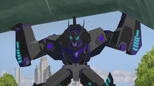 Megatronus Does Not Give Up.
