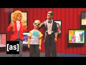 Season Four - Robot Chicken - Adult Swim