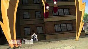 Ultimate Spider-Man Web Warriors- Spider-Man vs