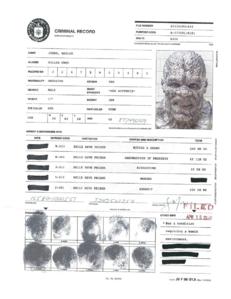 Waylon Jones CIA criminal record