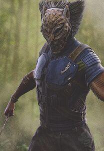 Erik Killmonger CA 14