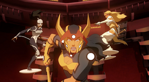 Female Furies (Young Justice)