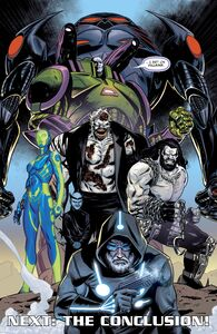 Hell Arisen Year of Villains vol 1 3