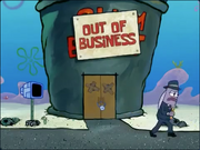 MY RESTAURANT WENT OUT OF BUSINESS??!!!!