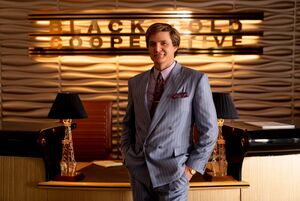 Maxwell Lord Black Gold Cooperative
