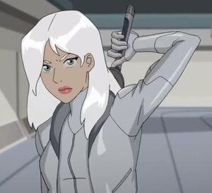 Silver Sable Marvel's Spider-Man (animated series)