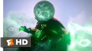 Spider-Man Far From Home (2019) - Mysterio vs