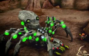 Spider Stalker and Spider Soldiers