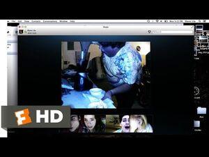 Unfriended (2014) - Something in Ken's Room Scene (4-10) - Movieclips