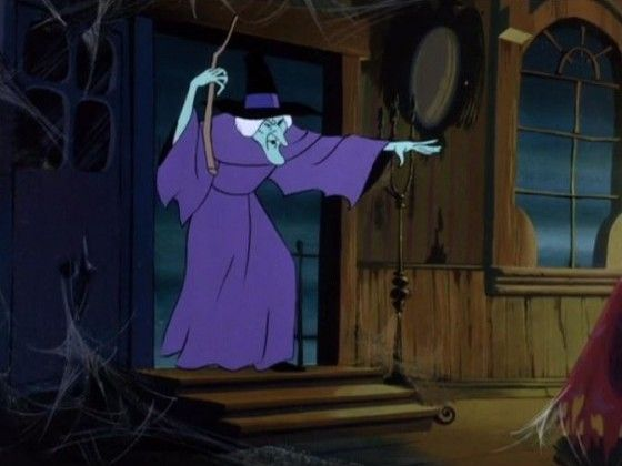 Witch (Scooby-Doo)