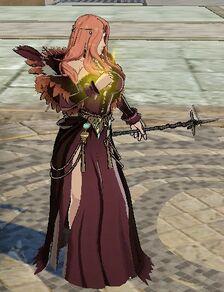 Cornelia's in-battle sprite 4