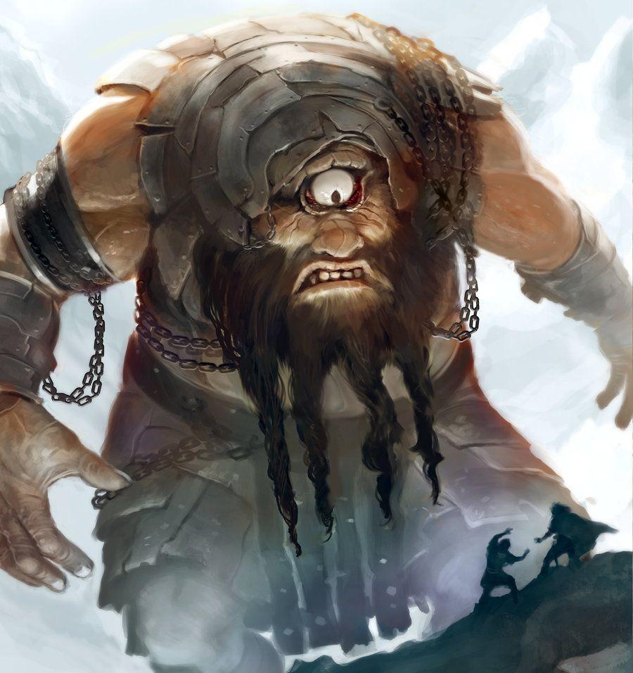 Cyclops (mythology)