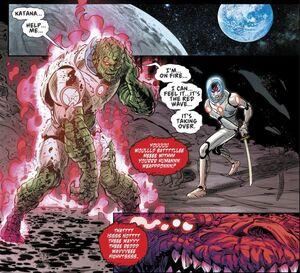 Killer Croc Prime Earth 0129