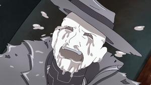 Mace's painful death
