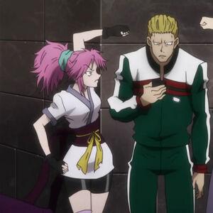 Machi and Nobunaga punch Phinks.jpg