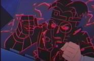 Morlen Kurt becoming the Cyberskull