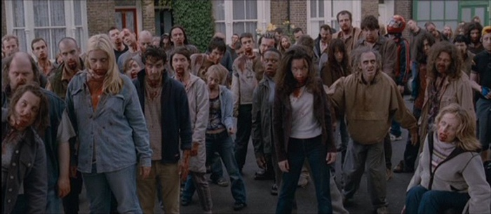 Zombies (Shaun of the Dead)