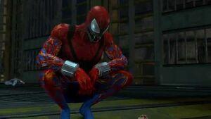 Spider-Carnage TASM