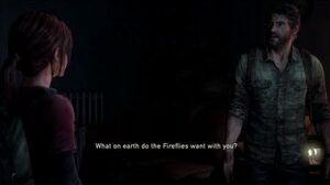 The Last of Us - Joel Meets Ellie