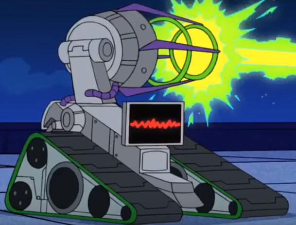 Alien-inator