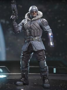 Captain Cold - Mister Snart