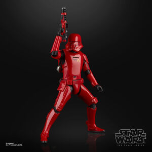 Jet Sith Trooper - Black Series
