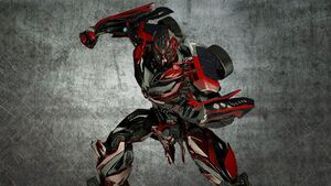 Stinger Red