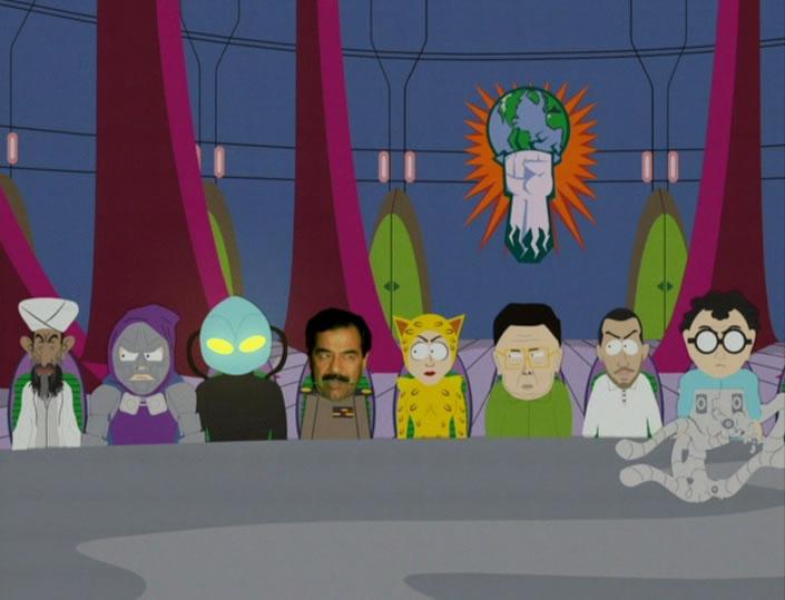 Legion of Doom (South Park)